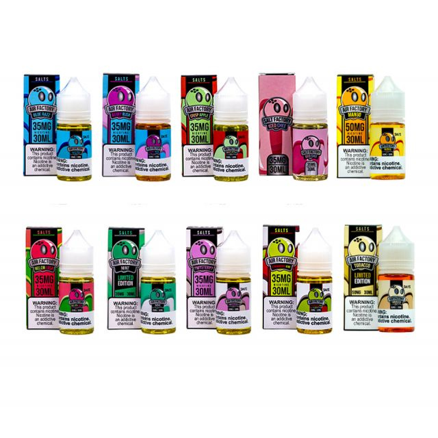 Air Factory Salt Series 30ML Wholesale