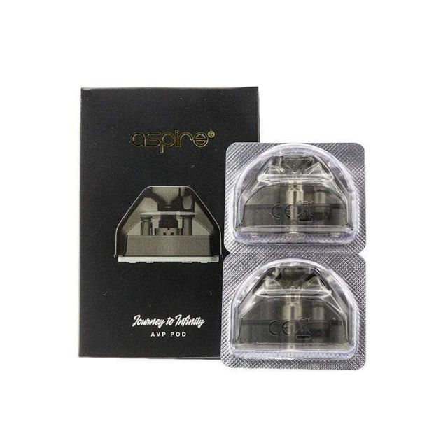 Aspire AVP Replacement Pod 2 Pack
