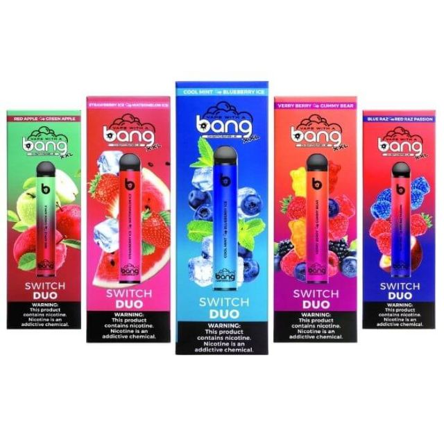 Bang XXL Switch Duo Single Disposable Wholesale