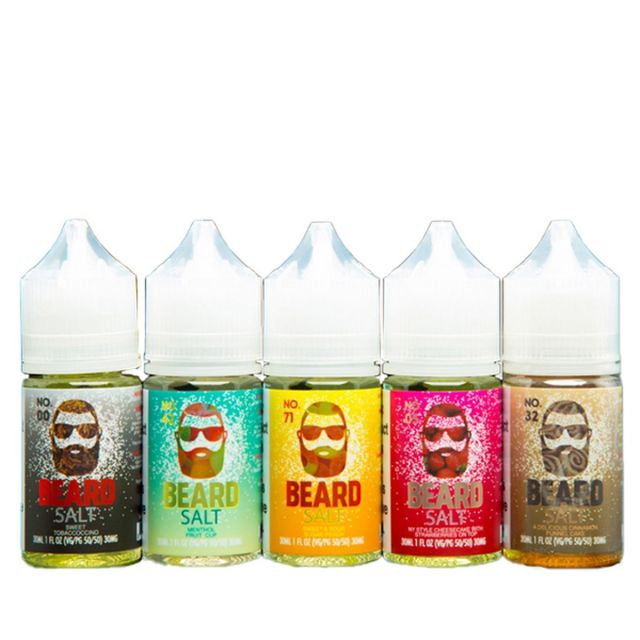 Beard Vape Co Salt Series 30ML Wholesale