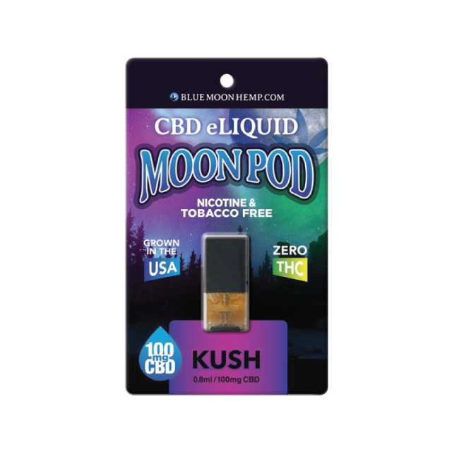 Blue Moon Hemp Pods Wholesale