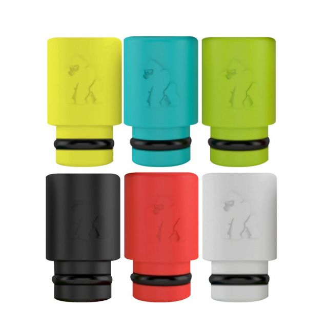 Chubby Gorilla Reusable Drip Tips 100 Pack Wholesale