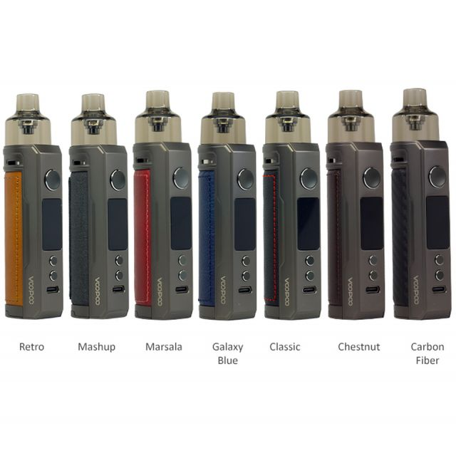 VooPoo Drag X Pod System Kit 80w Wholesale