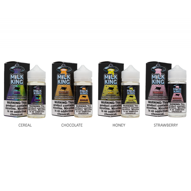 Milk King E-Liquid 100ML