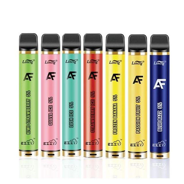 Ezzy AF Disposable 1500 Puffs 10 Pack Wholesale