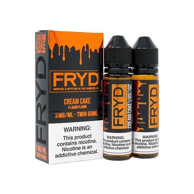 Fryd E-liquid 120ML