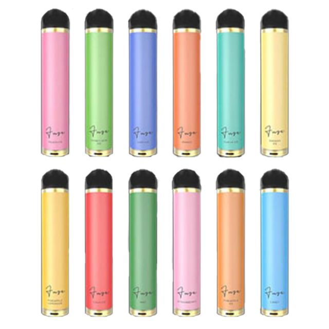 Fuze Disposable Vape - Pack of 10 Wholesale