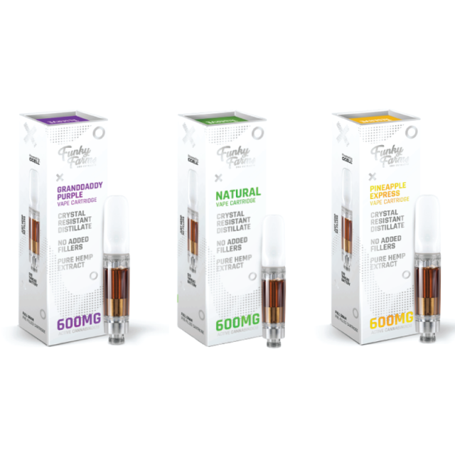 Funky Farms Reserve CRD Cartridge Wholesale