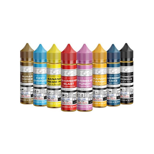 Basix 60ML E-Liquid by Glas wholesale