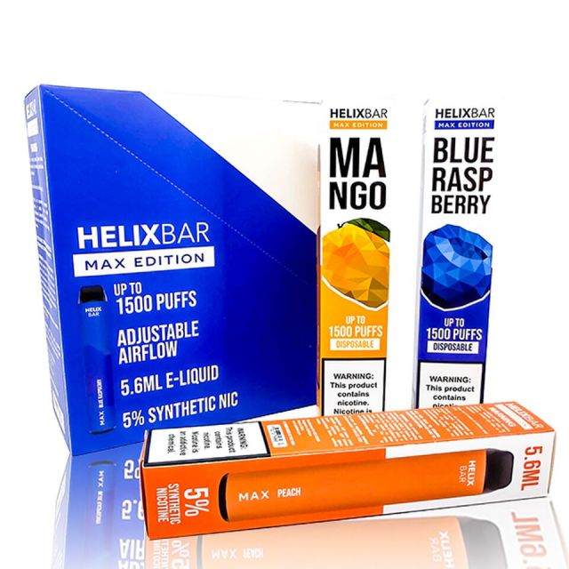 Helixbar Max Disposable 10 Pack Wholesale