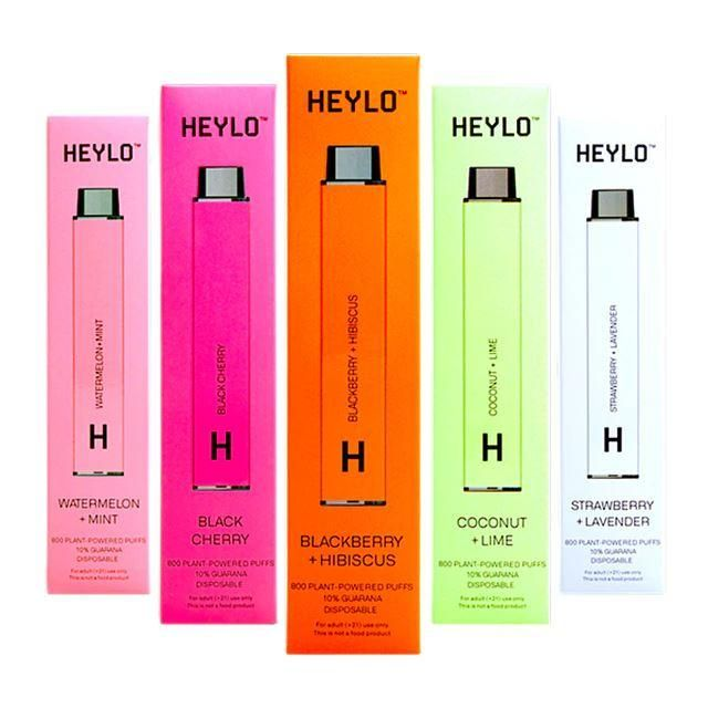 Heylo Disposable 800 Puffs 10 Pack Wholesale
