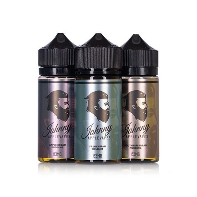 Johnny AppleVapes Series 100ML Wholesale