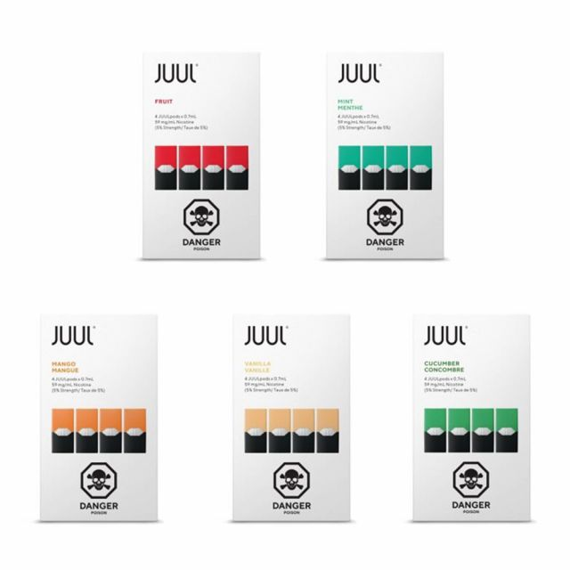 Juul Pods 4 Pack Brick Wholesale