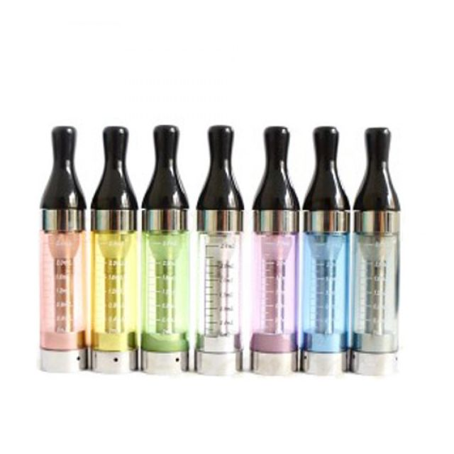 Kanger T2 Clearomizer 5 Pack Wholesale