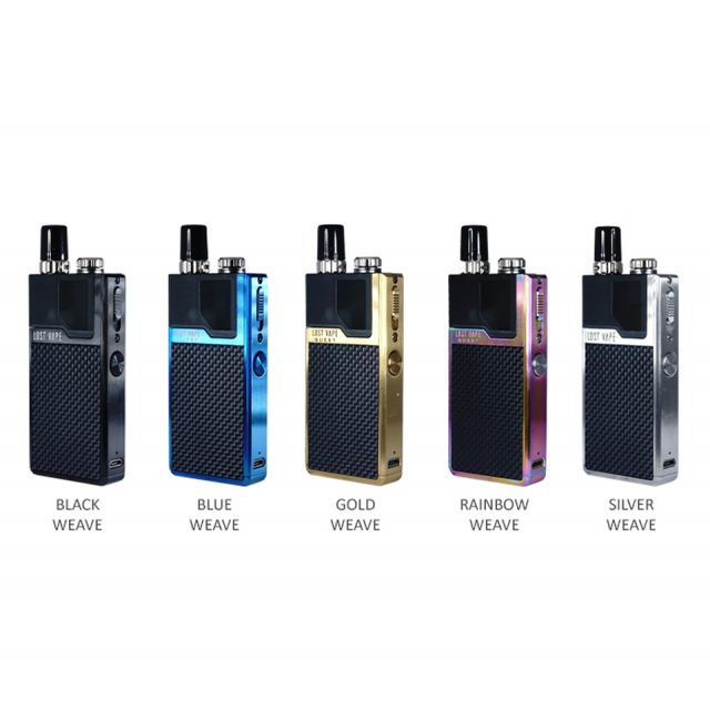 Lost Vape Orion Q 17W AIO Pod System Full Kit