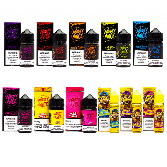 Nasty Juice Series (60mL) Wholesale