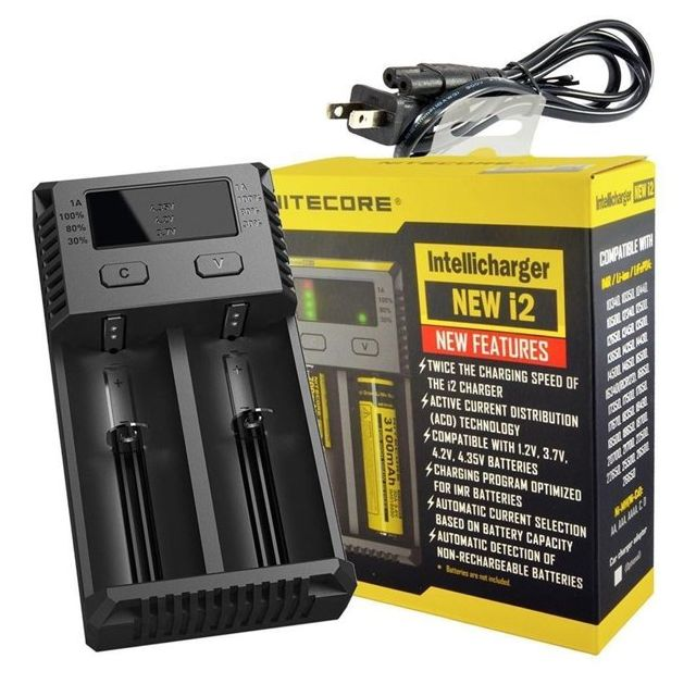 Nitecore i2 Charger Wholesale