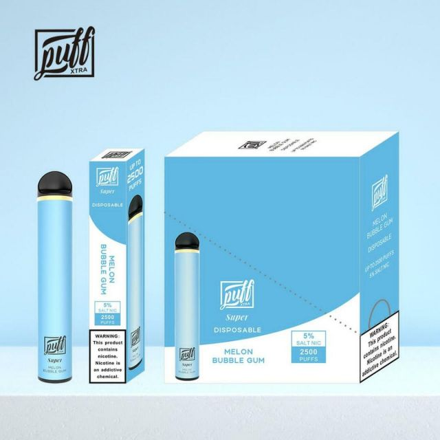 Puff XTRA Super Disposable 10 Pack  Wholesale