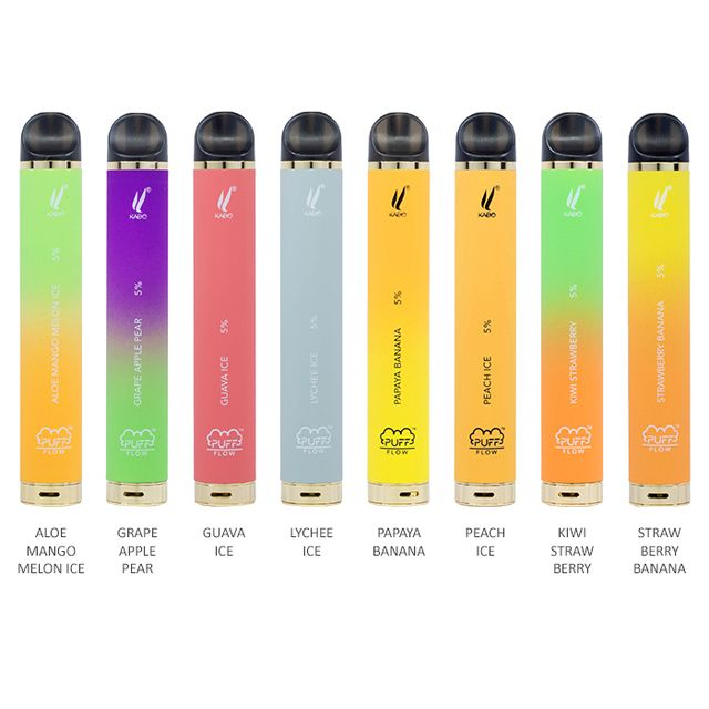 Puff Flow Disposable Vape - Pack of 10