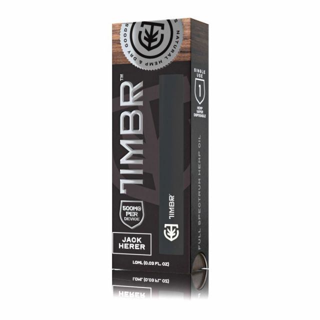 Timbr CBD Disposable Wholesale