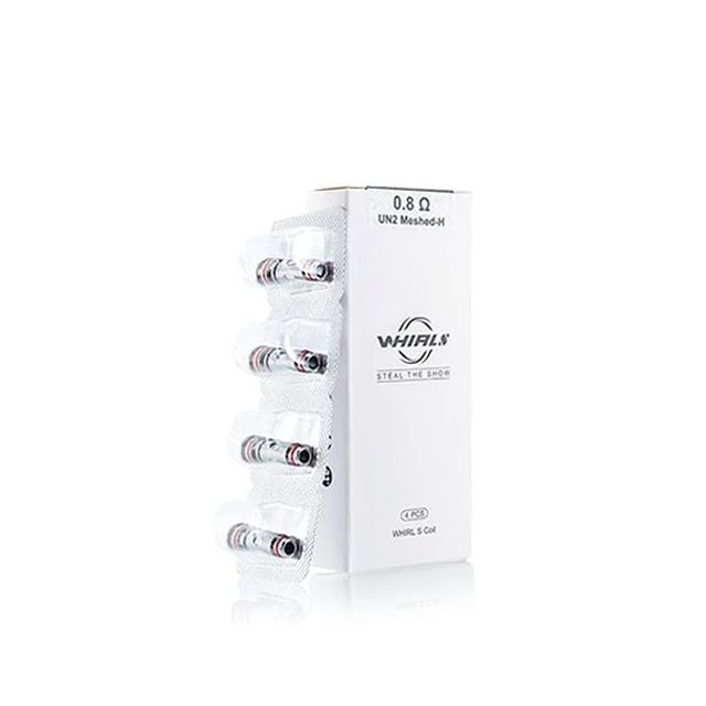 Uwell Whirl S Coil 4-Pack