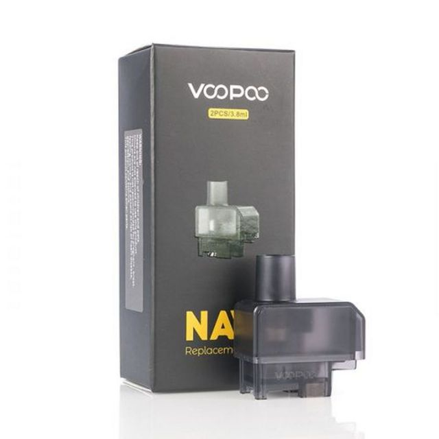 VooPoo Navi Replacement Pods 2 Pack Wholesale