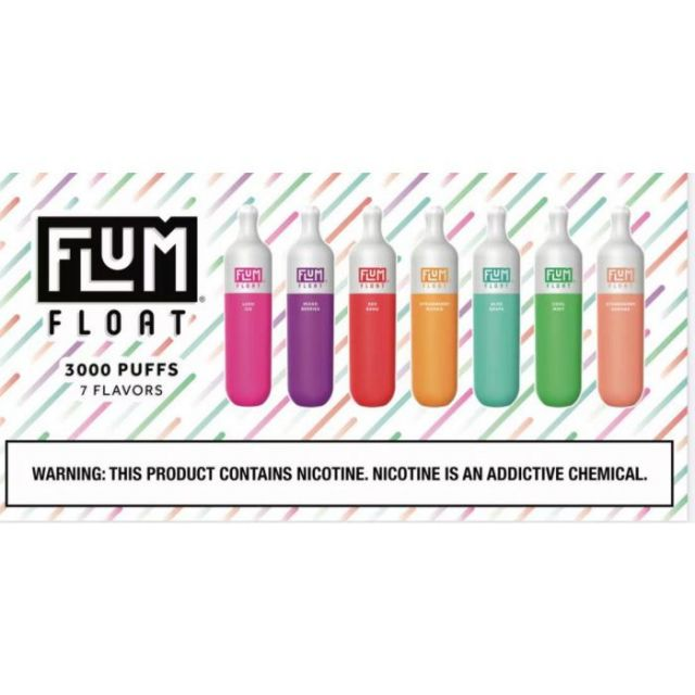 Flum Float Disposable 10-Pack Wholesale