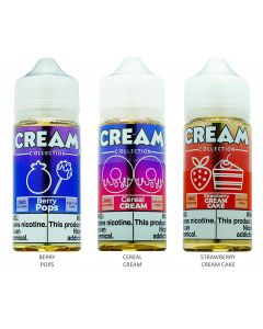 Vape 100 Cream Series 100ML Wholesale