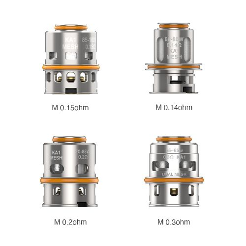 GeekVape M Series Replacement Coil 5-Pack