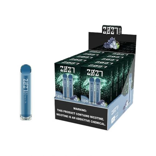 2027 Lips Twin-Pack Disposable Display of 10
