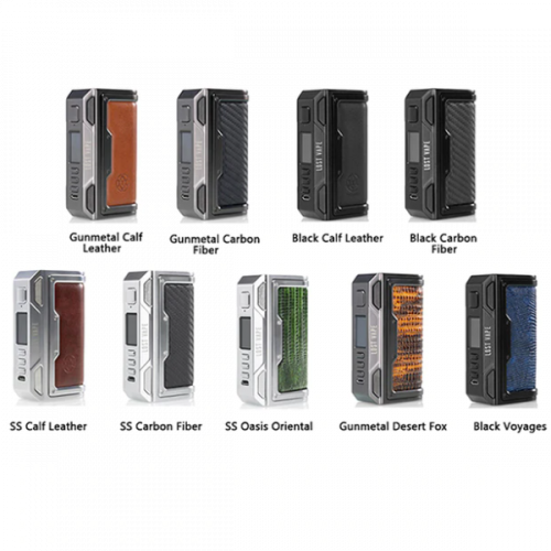 Lost Vape Thelema DNA250C Mod 200w