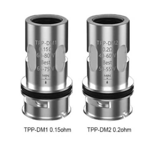 VooPoo TPP Replacement Coils 3-Pack
