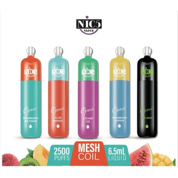 NIC5 Disposable 10-Pack