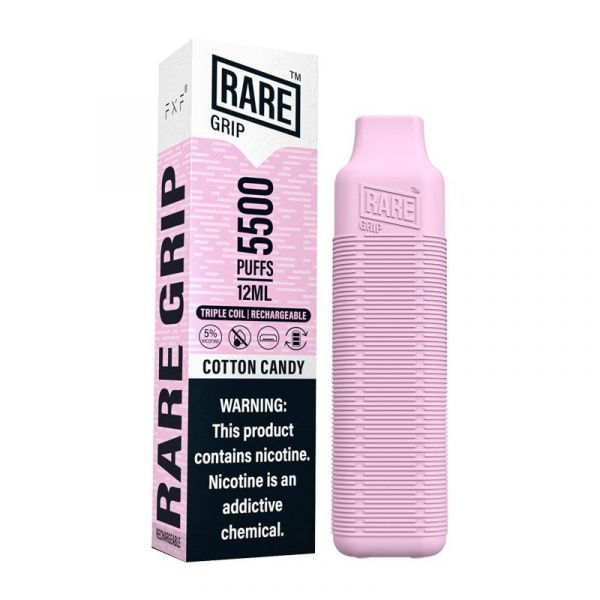 Rare Grip Rechargeable Single Disposable